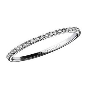 Alliance Parce que je l'Aime Or Blanc Diamants Mauboussin