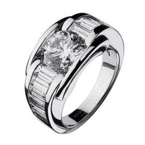 Bague Alessandra Or Blanc Diamants Mauboussin