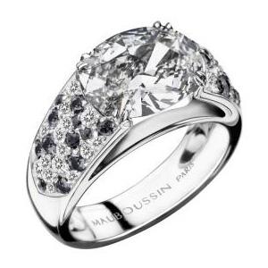 Bague Le plus beau jour de ma vie Or Blanc Diamants Mauboussin