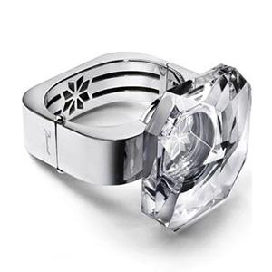 Bracelet Bouchons de Carafe en Cristal Clair de Baccarat