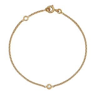 Bracelet Mimioui Diamant Or Jaune Dior Joaillerie