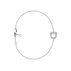 Bracelet Success Mini Or Blanc Diamants Fred