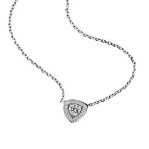 Collier Dream and Love Or Blanc Pavage Diamants Mauboussin