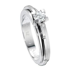 Solitaire Possession en Or Blanc et Diamant de Piaget