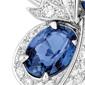 Caprice Saphir, les Nouveaux Bijoux Précieux de Dior Joaillerie