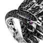 La Bague Cypris Saphirs ou Diamants de Boucheron