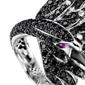 La Bague Cypris Saphirs ou Diamants de Boucheron