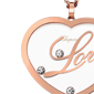 Chopard, Nouveaux Bijoux Happy Diamonds