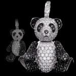 BoBo le Panda Fétiche de Qeelin.