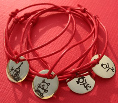 Bracelets Dessins D'enfants