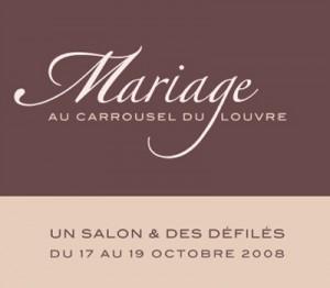 Le salon du mariage au carrousel du louvre made in - Salon carrousel du louvre ...