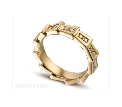 Bague Oeil du Fauve Diamants 1625€