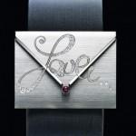 Montre Saint Valentin Piaget 2009.