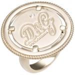 Bague Dolce & Gabbana Token Logo - 45€