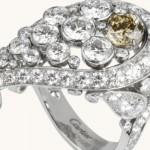 Bague Inde Mysterieuse Diamants - Cartier.