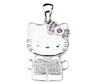 Pendentif Hello Kitty - Victoria Couture. 1190€