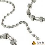 Bracelet Forçat Cube - Art & Or.