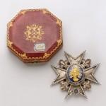 Bijoux d'Ordre de Charles III, Espagne.