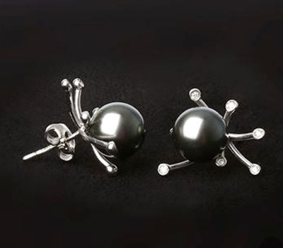 Boucles d'Oreilles  Just Pearl - 549€.