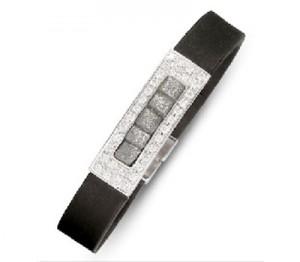 Bracelet Telluric, Diamants Bruts - Patrice Fabre.