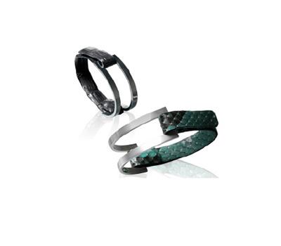 Bracelets Hommes Croc Thomas Thorp.