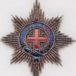 Bijou d'Ordre de la Jarretière, Royaume-Uni.