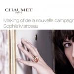 Page Web Magazine - Chaumet Paris 2009.