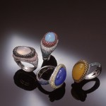 Collection Ovales Magiques - Palmiero Jewellery Design.