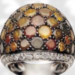 Bague Boule Icy Diamond - De Grisogono.