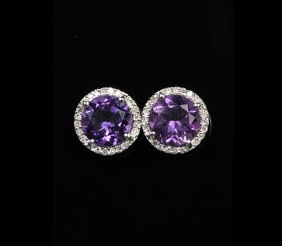 Boucles d'Oreilles Popi Id Diamant sur Espace Max.