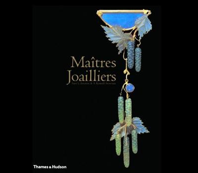 Livre Joaillerie - Maîtres Joailliers.