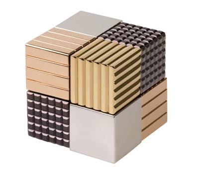 Cube Magnetic Quatre Boucheron pour le Film Home.