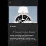 Collection Une Journée à Paris VCA sur iPhone.