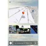 Application iPhone Parisienne Van Cleef & Arpels.