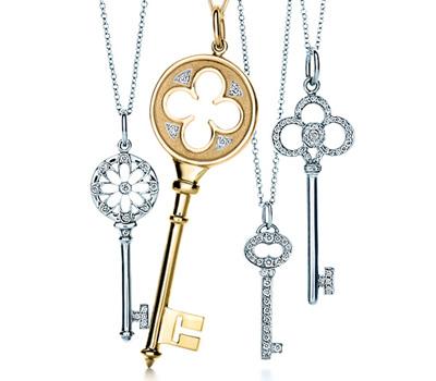 Bijoux Clefs Joaillier Tiffany&Co.
