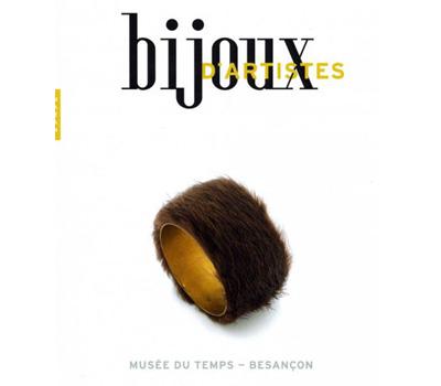Livre Bijoux d'Artistes - Emmanuel Guigon.