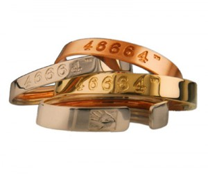 Collection Bracelet 46664 Nelson Mandela et Montblanc.