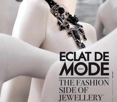 Salon Eclat de Mode Bijorhca 2009 à Paris.