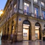 Boutique Boucheron Joaillerie Paris.