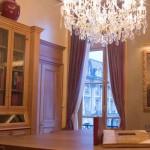 Salon Boucheron Joaillerie Paris.
