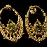Boucles d'Oreilles Rosace - Alessandro Dari.