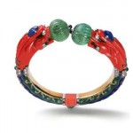 Bracelet Rigide Chimeres - Cartier Paris 1928.