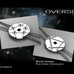 Bracelet Pluie d'étoiles/Constellations - Overso.