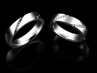 Alliances Marry Me - Bachet.