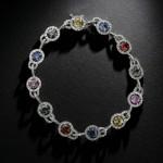 Bracelet Rainbow - Leysen Joailliers.
