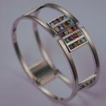 Bracelet Patchwork - Antoine Chapoutot.