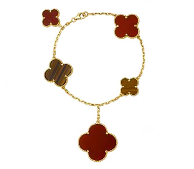 Bracelet Magic Alhambra - Van Cleef & Arpels.