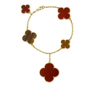 Bracelet Magic Alhambra - Van Cleef & Arpels.