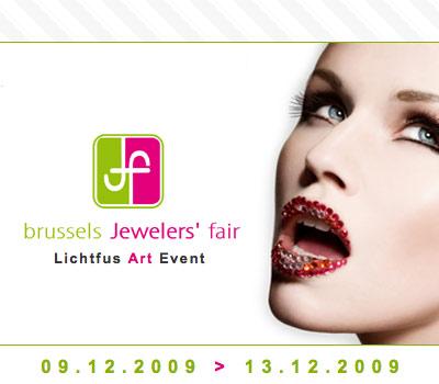 Brussels Jeweler's Fair 2009.