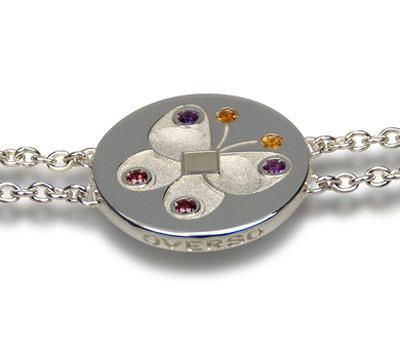 Bracelet Réversible Overso Papillon.